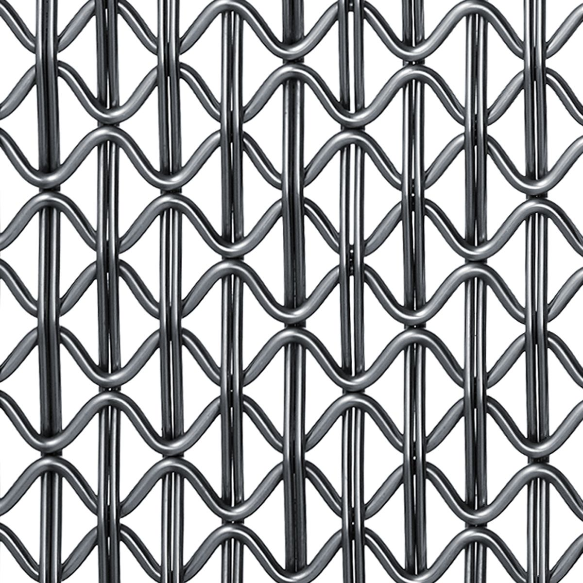 banker wire pattern txz 1 mid fill weave architectural wire mesh in 18 Inch Hair Weave banker wire pattern txz 1 mid fill weave architectural wire mesh in stainless
