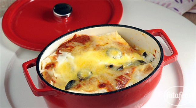 فتافيت الإنشيلادا Cooking Recipes Easy Delicious Recipes Recipes