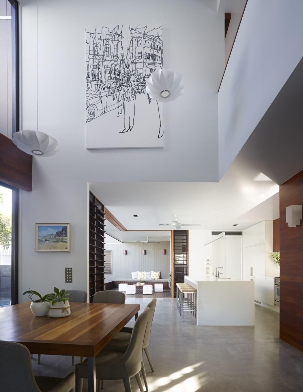 Minimalist Beach House: Beach House By Shaun Lockyer Architects