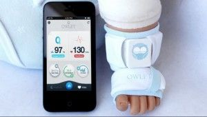 New Wearable Baby Monitor: Peace of Mind or a Play on Our Insecurities About Our Child's Health?  #babymonitor #newborn #worry #childhealth