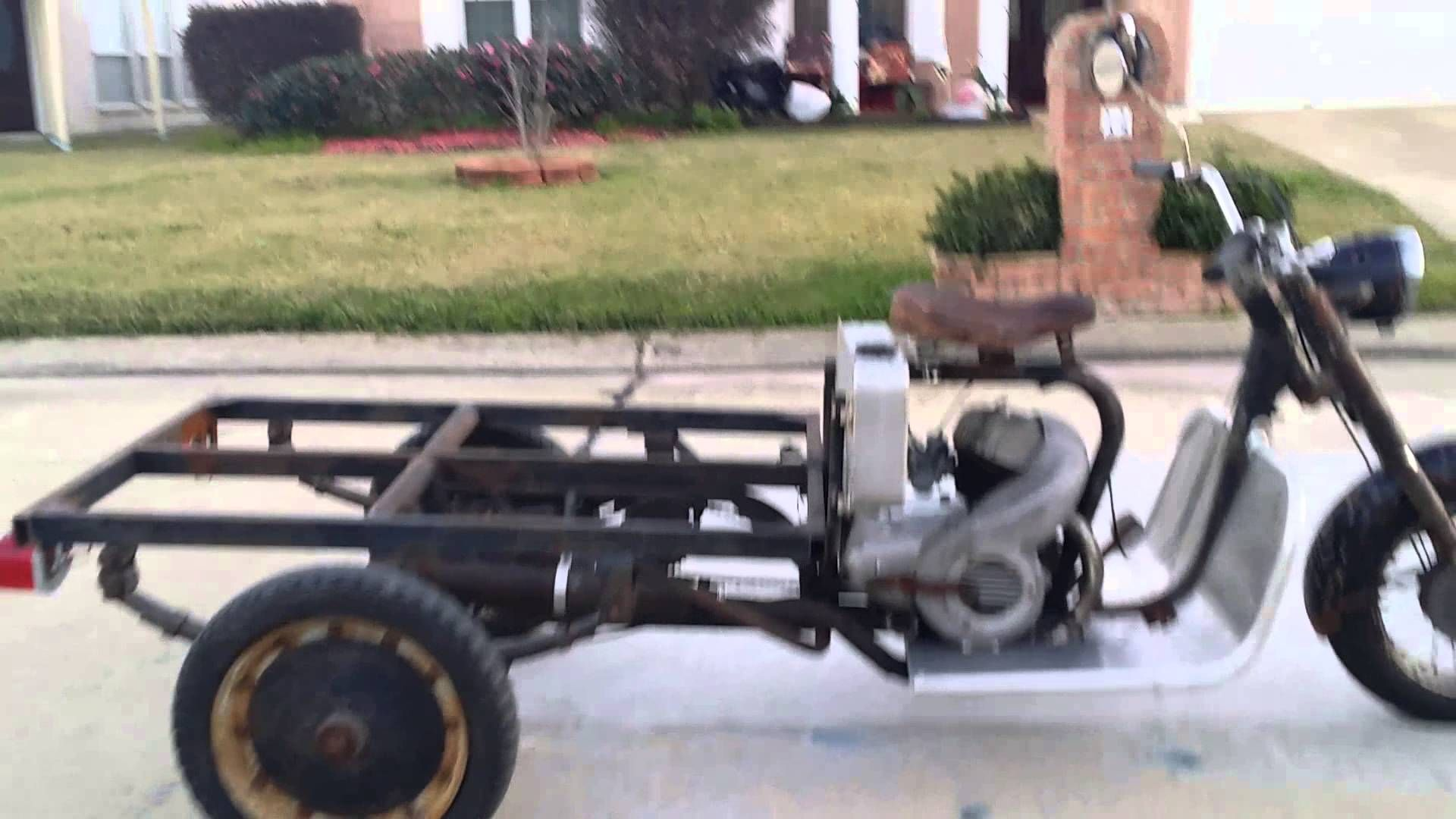 Motocarro islo Food Trailer, Tricycle, Electric Cars, Watches, Welding,  Scrambler,