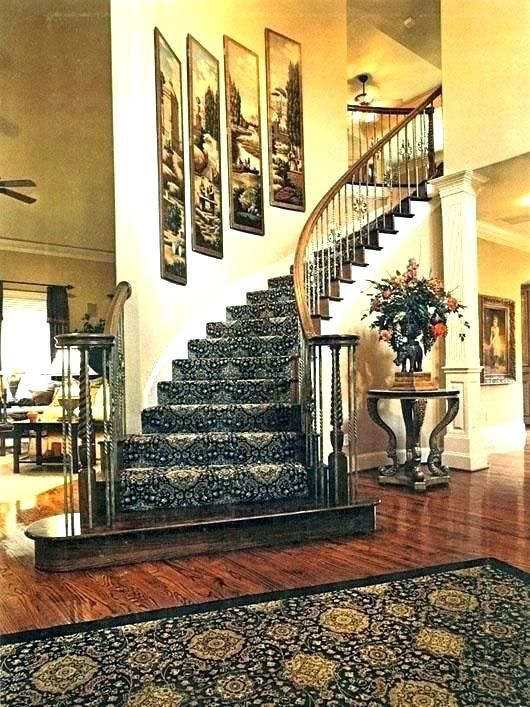 Stairway Wall Decorating Ideas Staircase Walls Decorations Artwork .