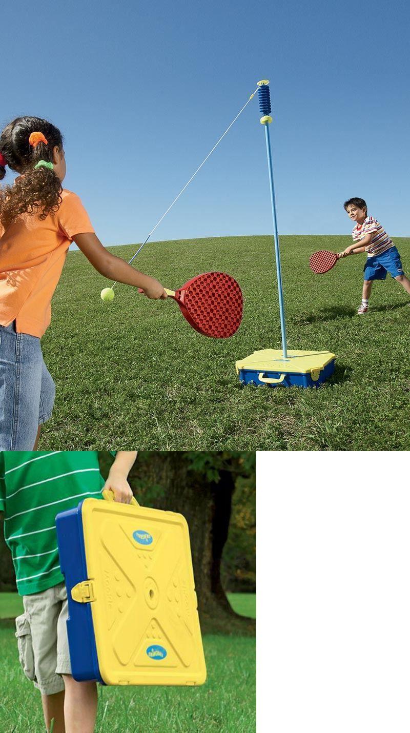 tetherball 159080 tether ball outdoor game backyard yard sports