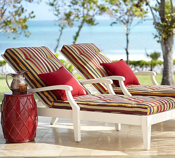 Perfect Outdoor Patio Cushions With Summer Style