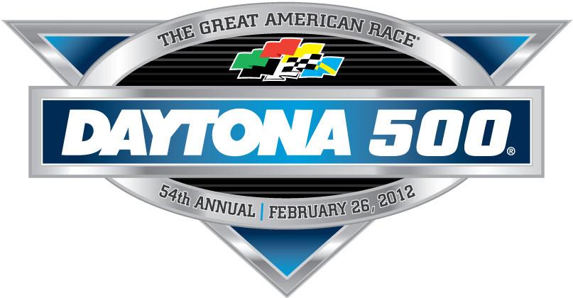 Daytona 500 Primary Logo Daytona 500 Daytona Nascar Season