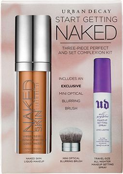 Urban Decay Cosmetics Start Getting Naked 3 Pc. Perfect and Set Complexion Kit 9.0 Ulta.com - Cosmetics, Fragrance, Salon and Beauty Gifts 49.00