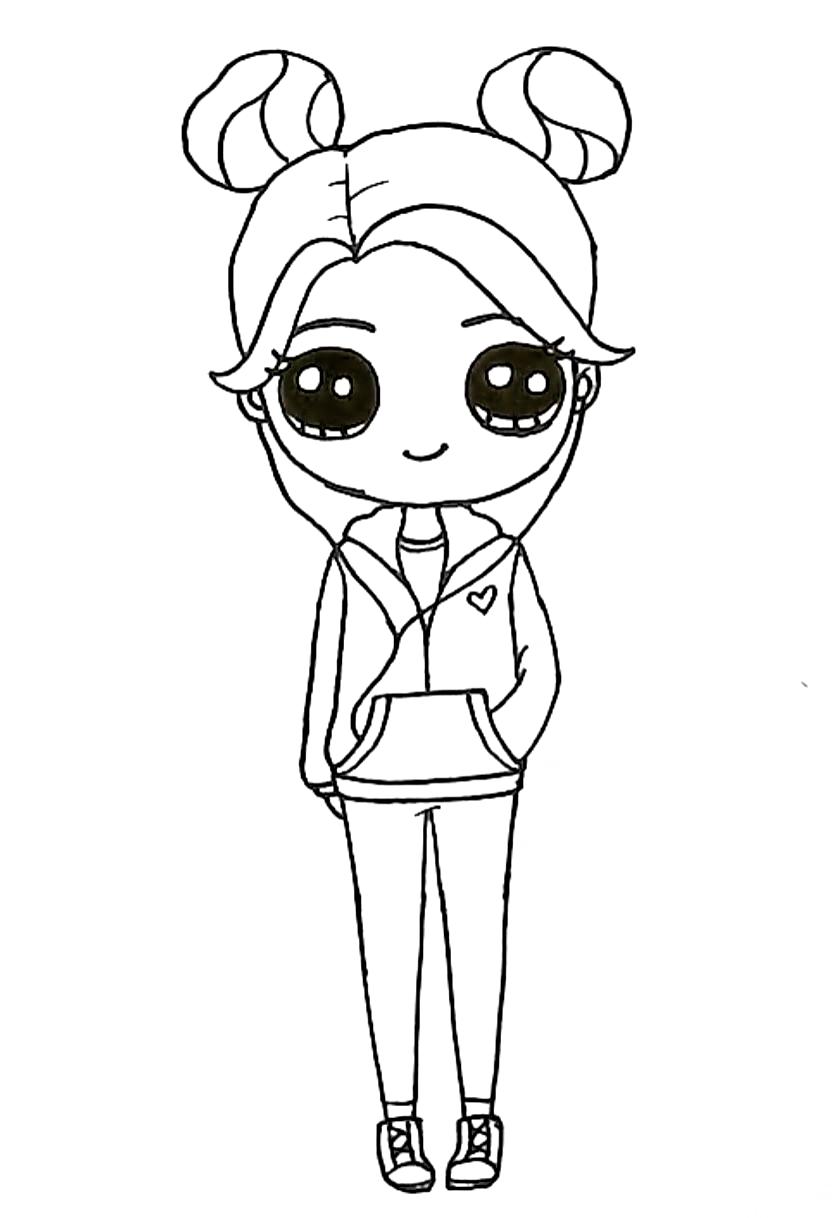 pin de merlynxx em tekenen em 2020 kawaii desenhos fofos