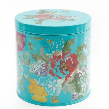 The Pioneer Woman Large Canister Multiple Colors Other