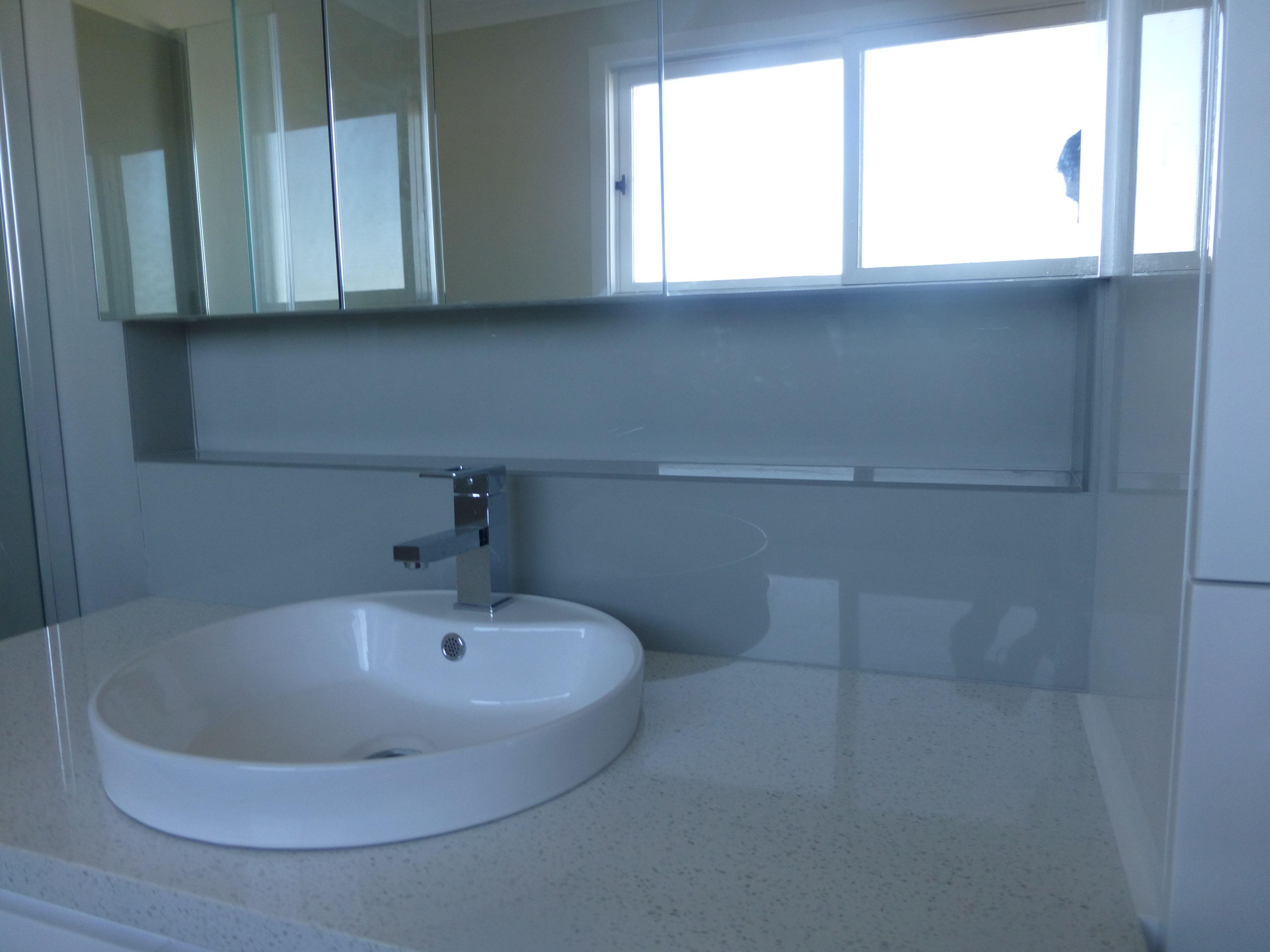 The Face Of Bathroom Luxury. Innovative Splashbacks® bring modern ...
