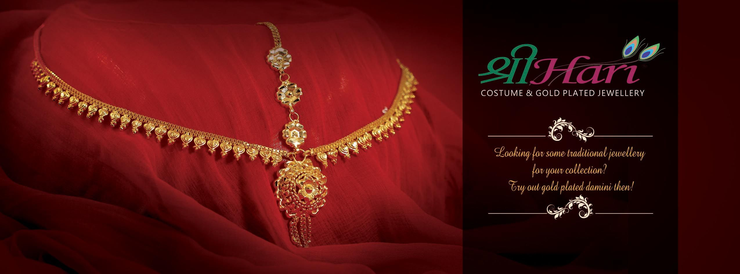 Looking for some traditional jewellery for your collection Try