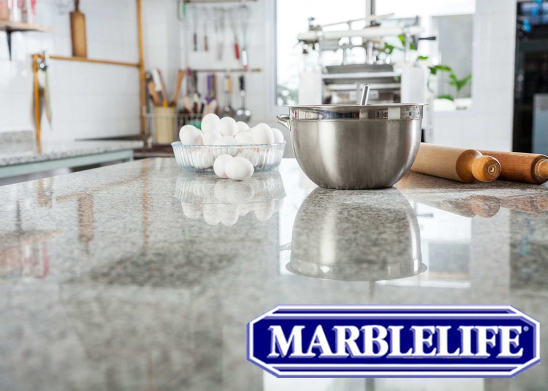 Marble is a beautiful natural surface with lots of