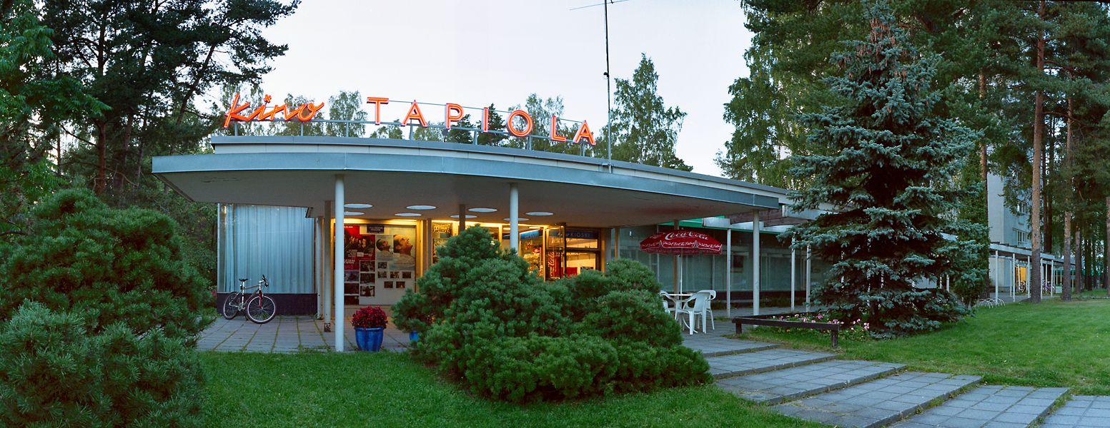 Tapiola Elokuvateatteri