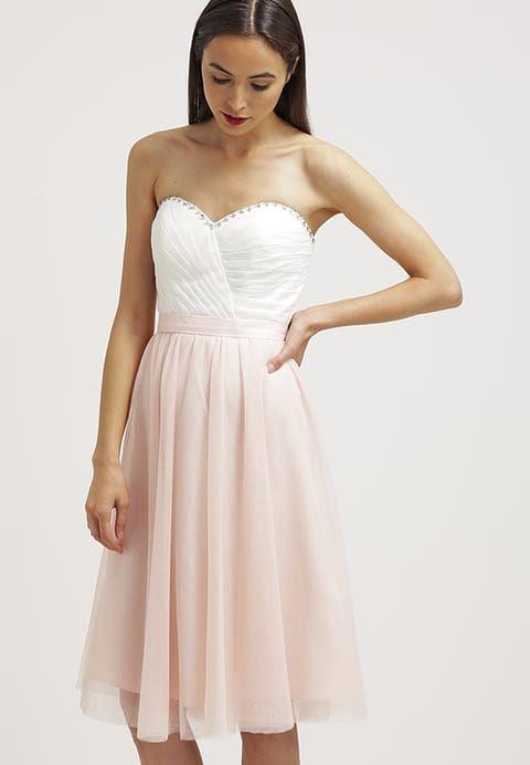 6c2acf5159 Laona Sukienka koktajlowa - cream white rose blush za 374