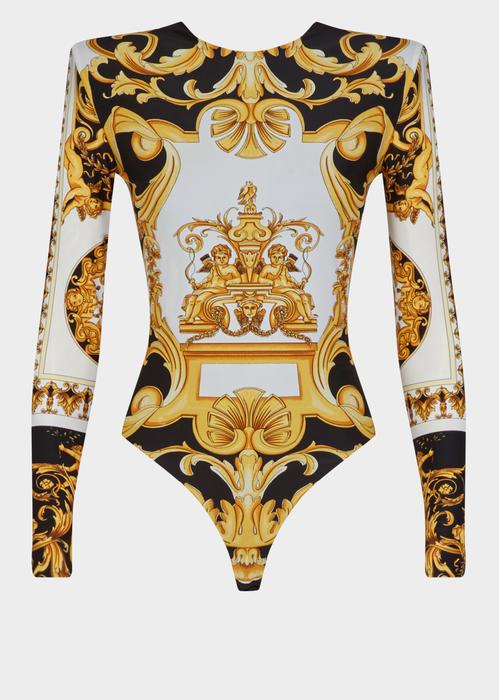 b08c0800971 Barocco SS'92 print bodysuit for Women | US Online Store in 2019 ...