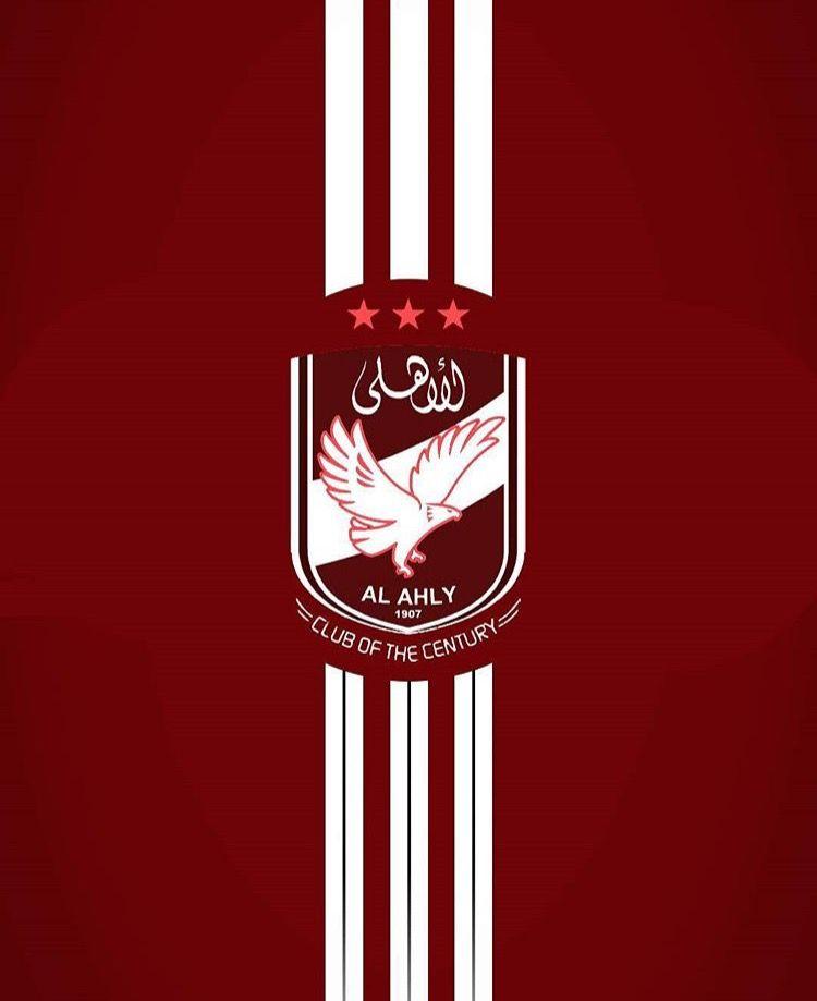 Pin By Eyad Ismail Hassan On Al Ahly Al Ahly Sc Football Wallpaper Football Design
