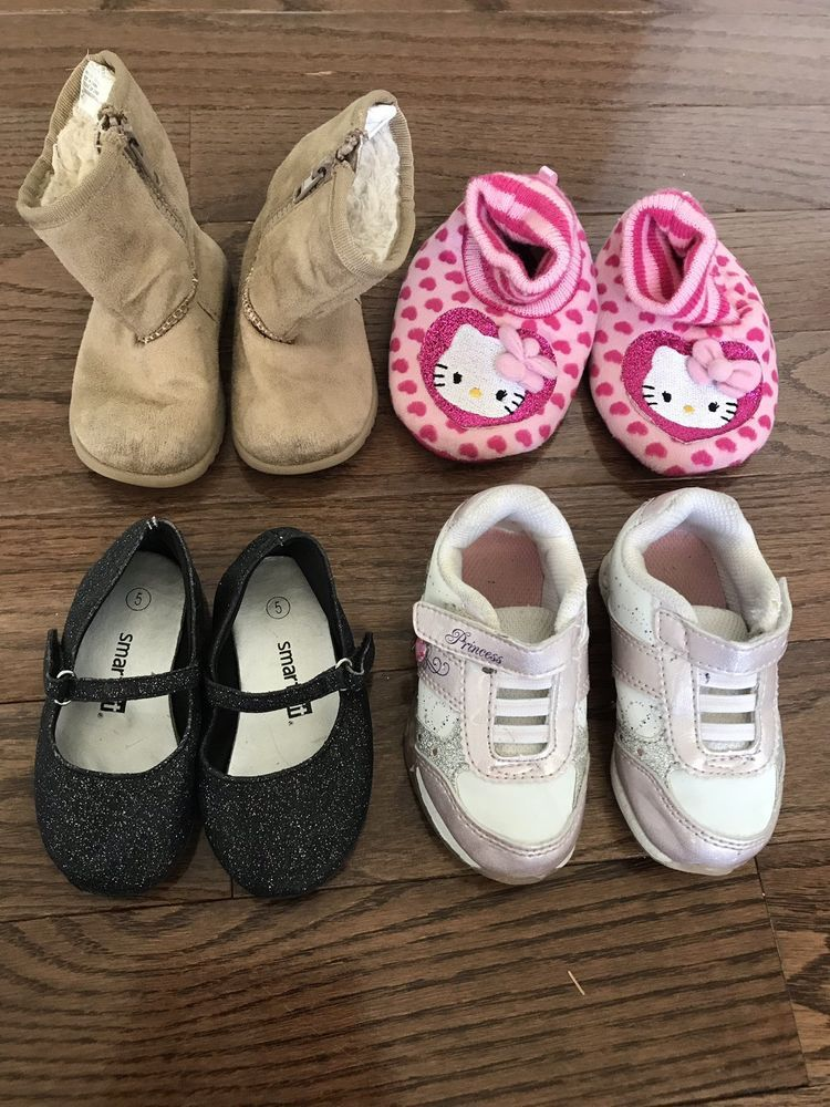 4b5af0a45f5461 Toddler Girl Shoe Lot Size 5!! Dressy And Casual-Winter And Fall!  fashion   clothing  shoes  accessories  babytoddlerclothing  babyshoes (ebay link)