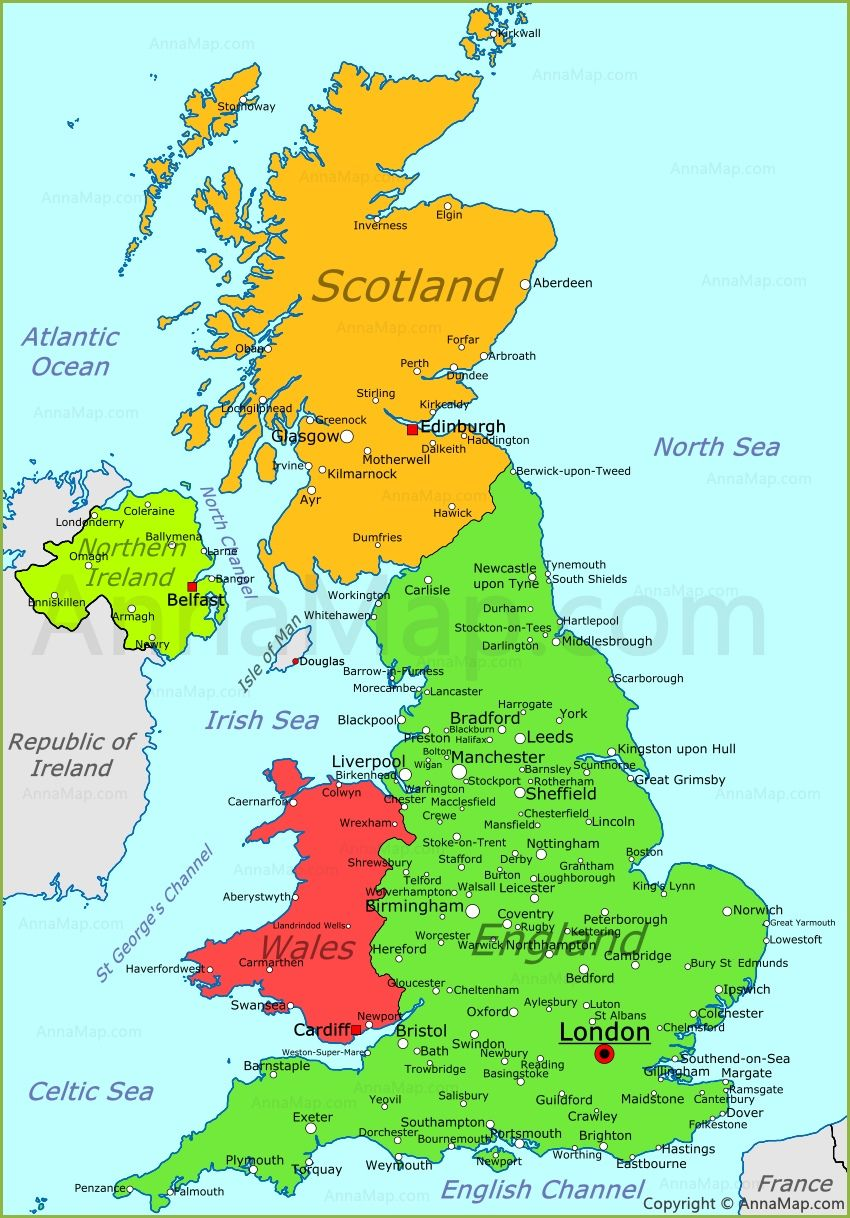 Map Of England Showing Cities.United Kingdom Map Franco British Union In 2019 United Kingdom