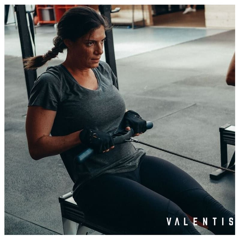 You're more determined than you think you are and Valentis is the perfect environment to push yourself. With a fantastic community of likeminded people, you're sure to push yourself harder. . Click the link in the bio to book a call with one of our team. . . #gym#workout#fit#exercise#strength#strong#crossfit#health#fitness#isleofwight