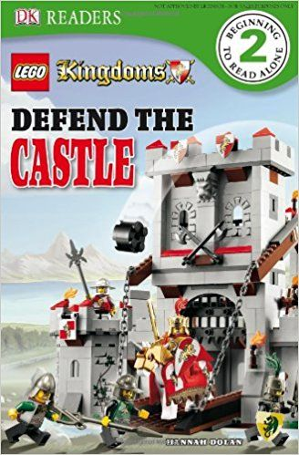 Amazon.com: DK Readers L2: LEGO Kingdoms: Defend the Castle (0690472077046): Hannah Dolan: Books, $5.98 Hardcover