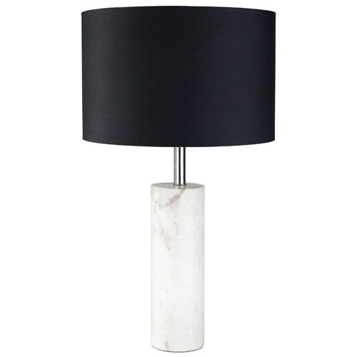 Sonete Table Lamp White Marble Table Lamp White Table Lamp Portable Lamps