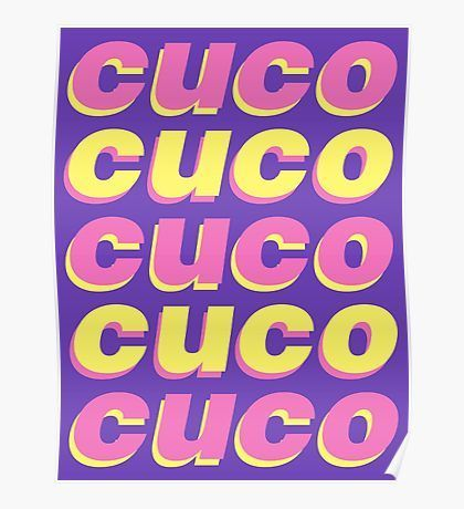 Cuco Posters #cucowallpaper Cuco Posters | Redbubble #cucowallpaper