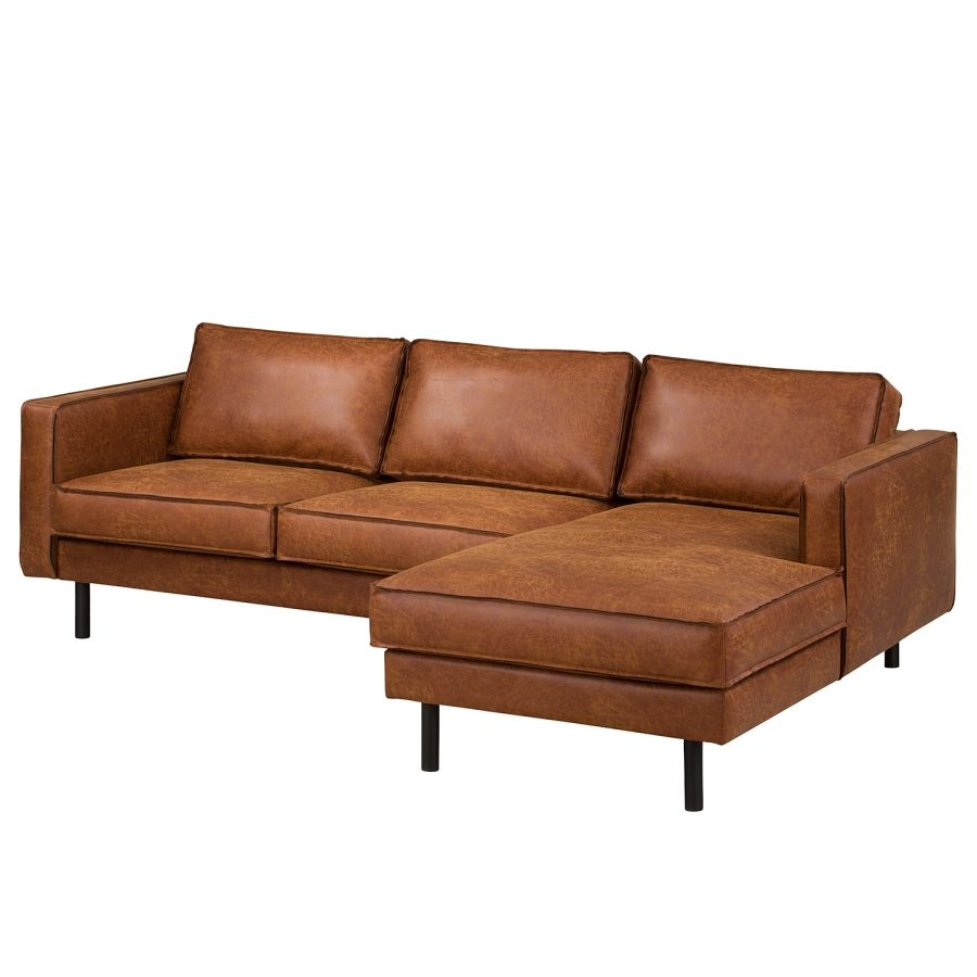 Ecksofa Eleonora Ecksofa Fort Dodge Antiklederlook In 2019 Tan Brown