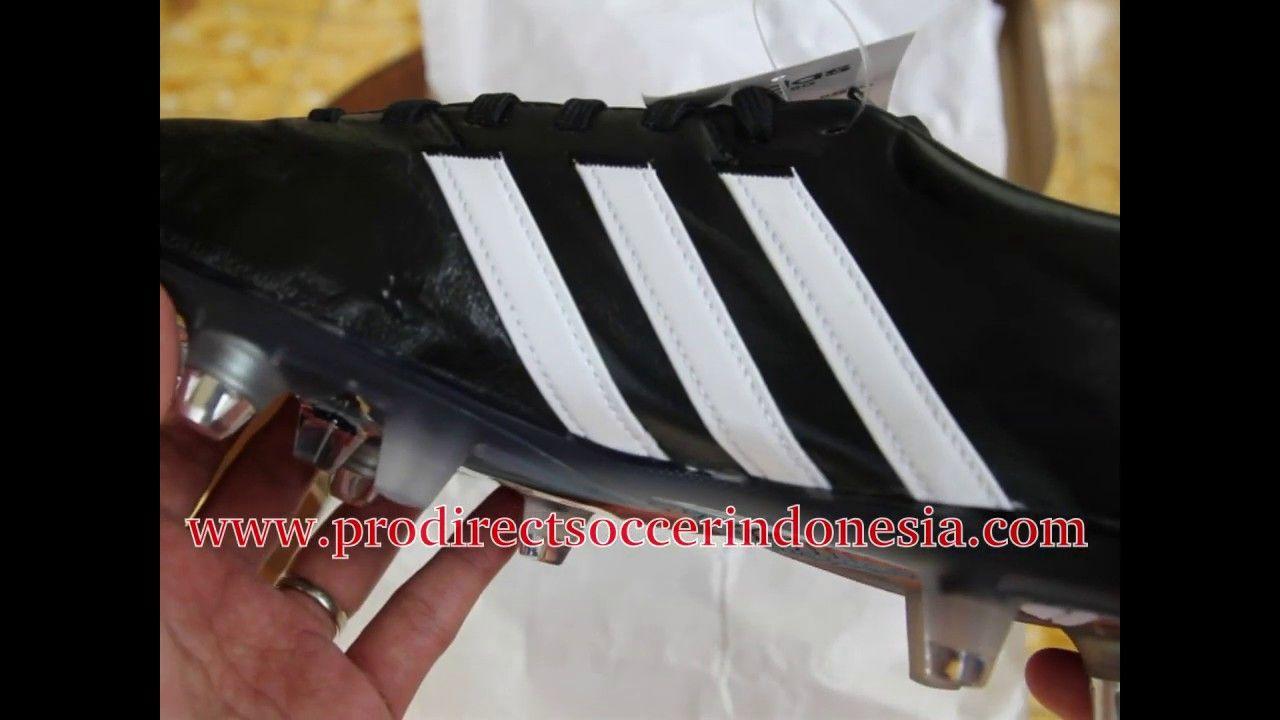 Sepatu Bola Adidas 11pro Sg Core Black B26890 Original Sepatu