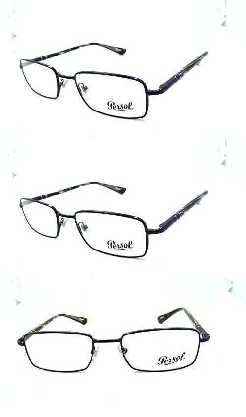 Persol Rx Eyeglasses Frames 2414 V 1025 53x19 Blue Night Made in ...
