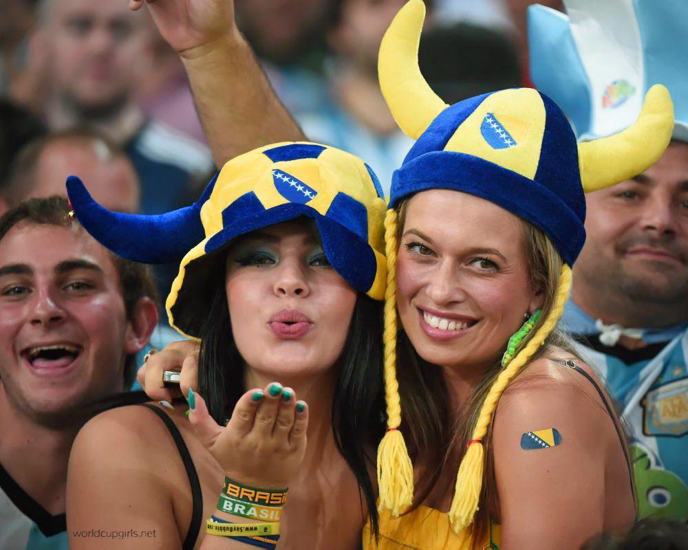 Bosnian hot girls
