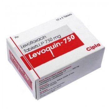 levaquin antibiotic treatment