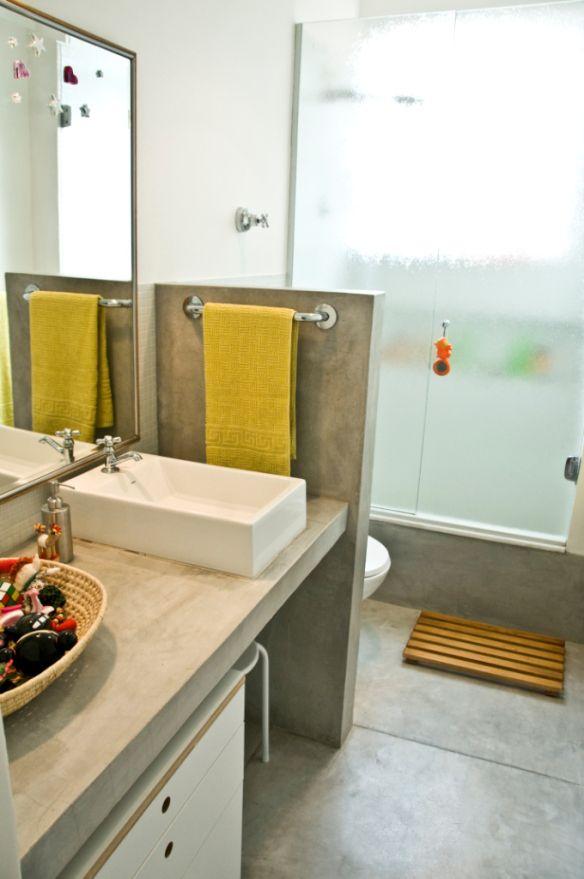 Nove banheiros projetados e decorados para crianças por membros do - badezimmerausstattung
