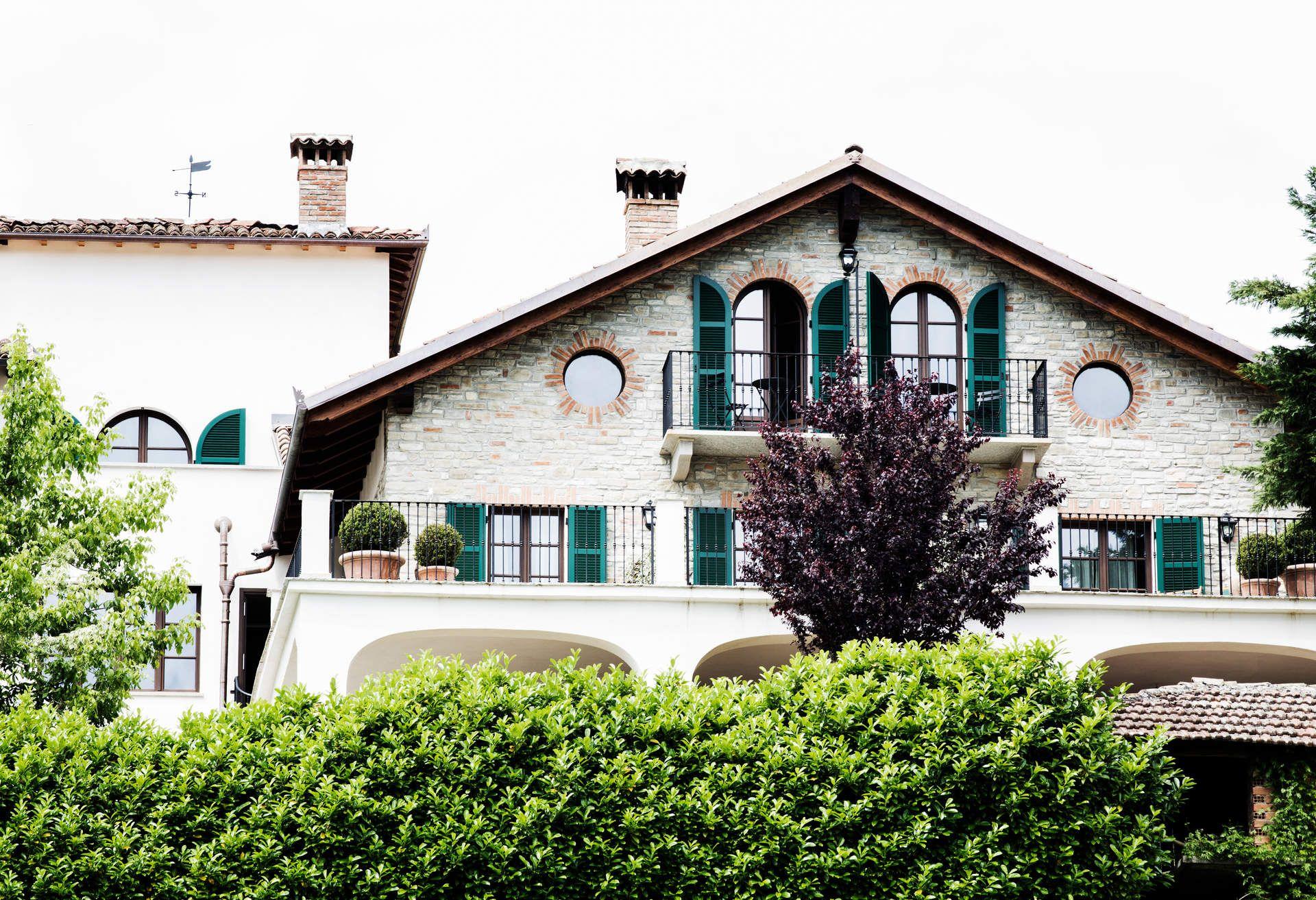 Villa La Madonna Villa La Madonna Villa House Styles Italian