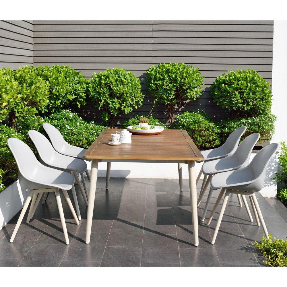 Mobilier De Jardin Pas Cher Gifi Mobilier Jardin Chaise Salon De Jardin Table Et Chaises De Jardin