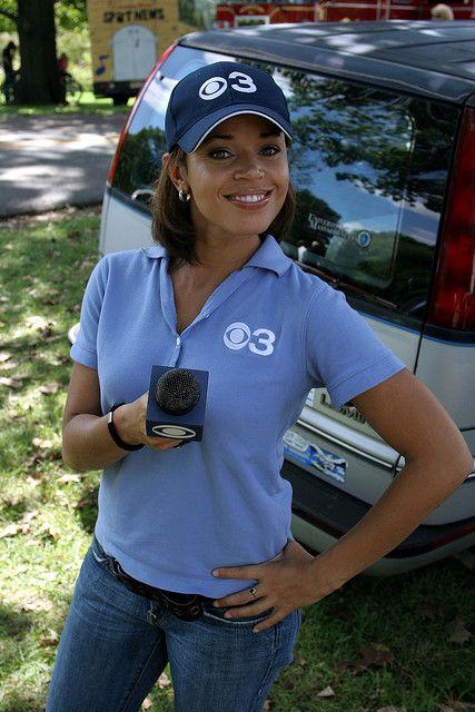 Cbs3 Anchor Ann Marie Green Moorestown Family Fun Day 06 Photo By Rudy C Jones Cbs News Family Fun Day Ann Green
