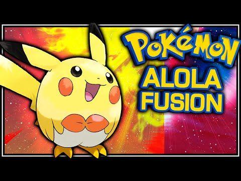It S Pikalet Alola Pokemon Fusion Pokemon Sun And Moon