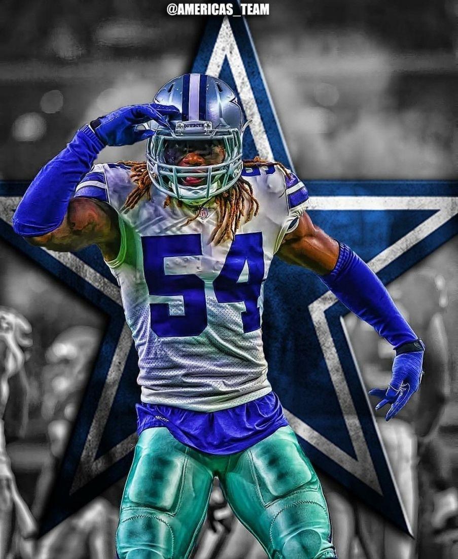 Jaylon Smith Dallas Cowboys Football Dallas Cowboys Ba