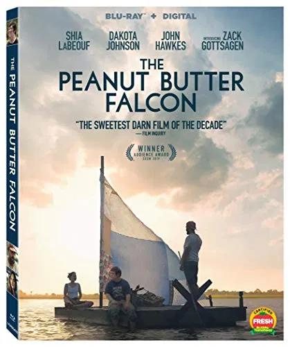 The Peanut Butter Falcon Falcon Movie Blu Ray Peanut Butter