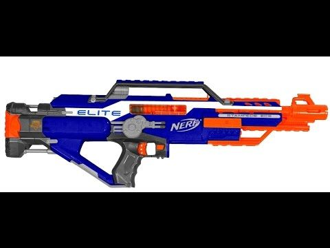 This rapid-fire automatic weapon will rock your socks off, then make you  paint its house while it sips a lemonade cooler. It'll make a man out of  you, ...