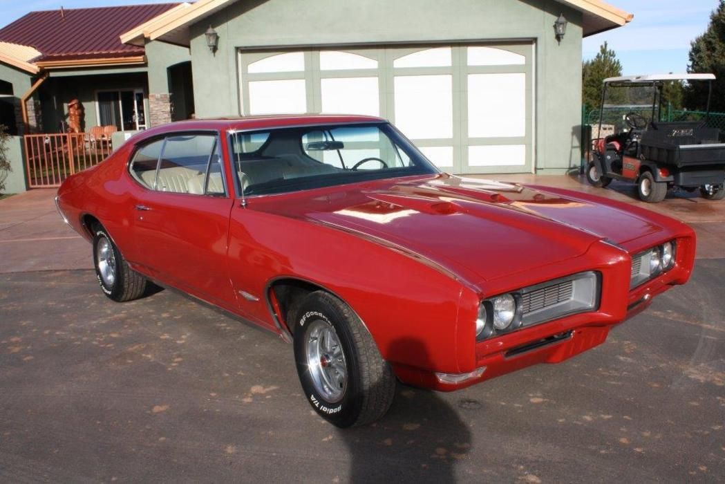 1968 Pontiac GTO   Old Rides 5   Pinterest   Collector cars and Cars