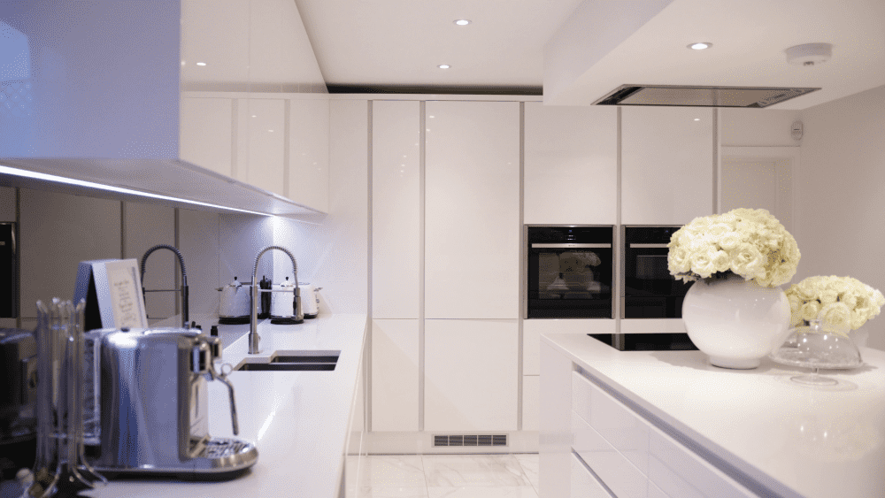 wrenovation Contemporary London Style Wren Kitchens