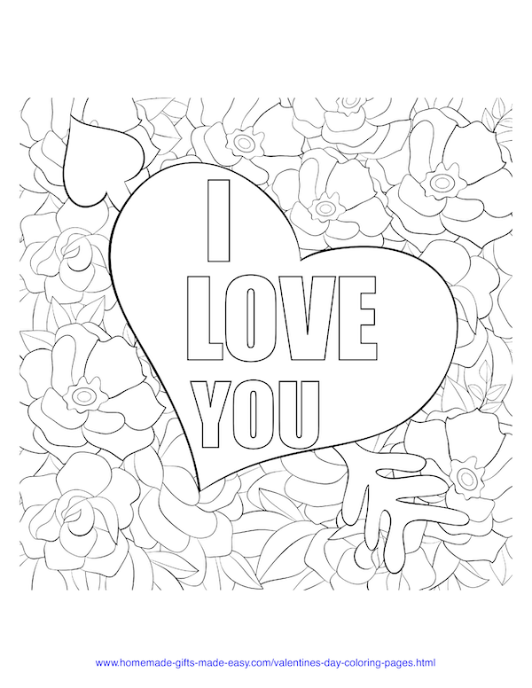 50 Free Printable Valentine S Day Coloring Pages Valentines Day Coloring Page Heart Coloring Pages Valentine Coloring