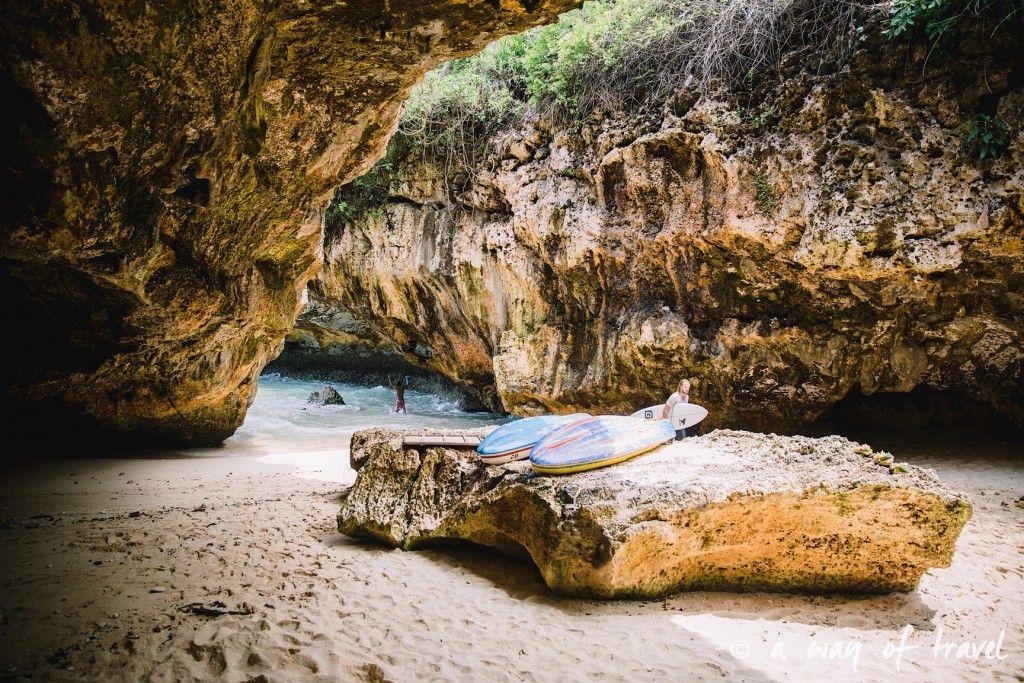 bali indonesie visiter uluwatu blue point padang padang beach surf surfeur 8