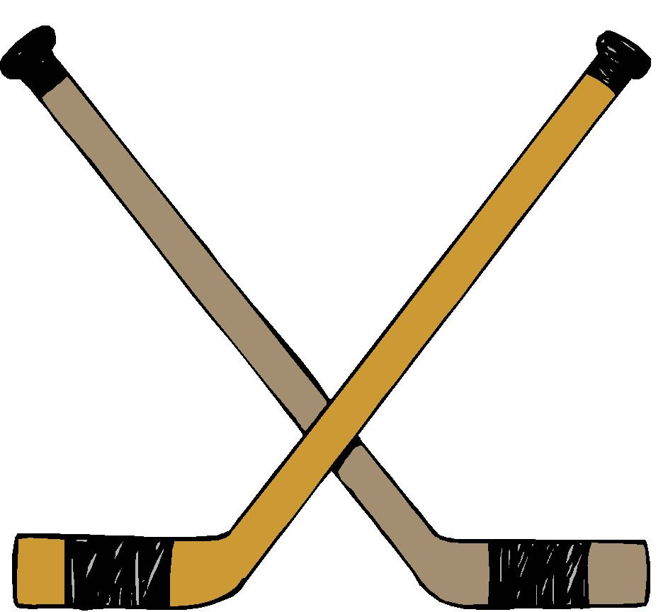 hockey clip art hockey locker signs pinterest hockey clip art rh pinterest com clipart hockey stick black and white clipart hockey symbols