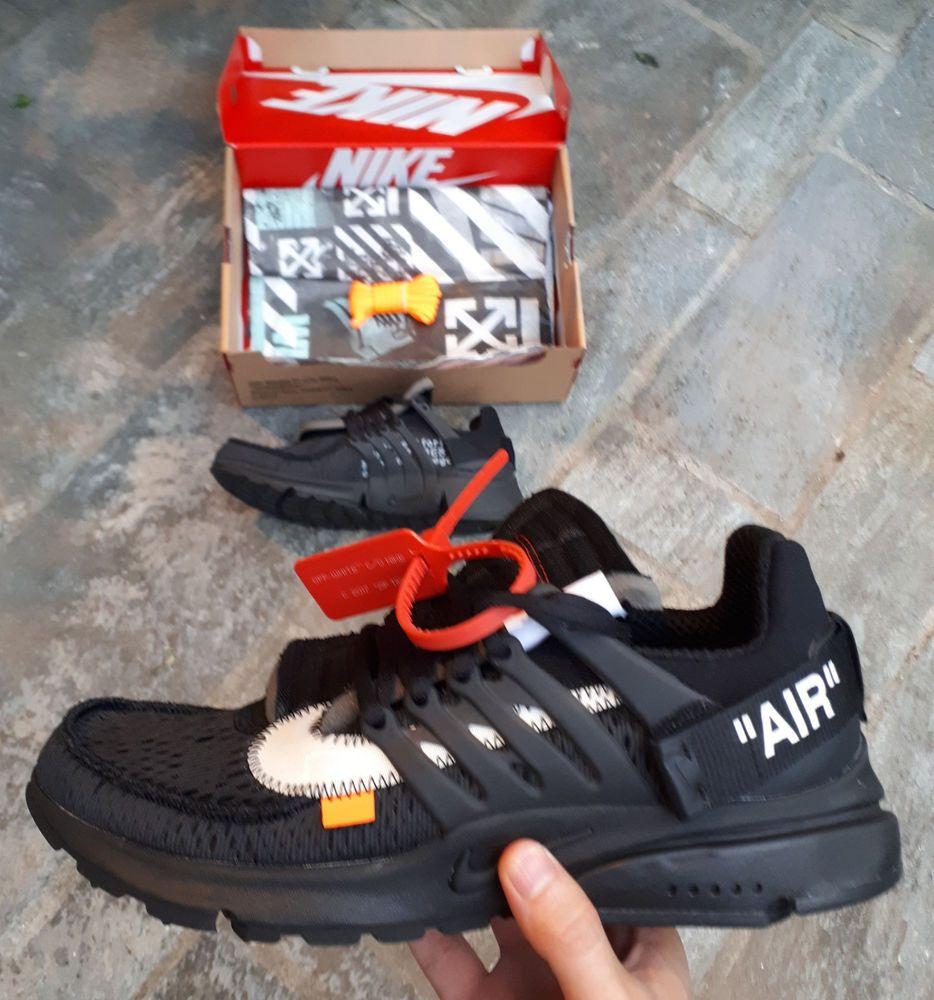 Nike x OFF-WHITE Air Presto Black - Size 10 UK   EU 45   US 11 ... c05712e1c