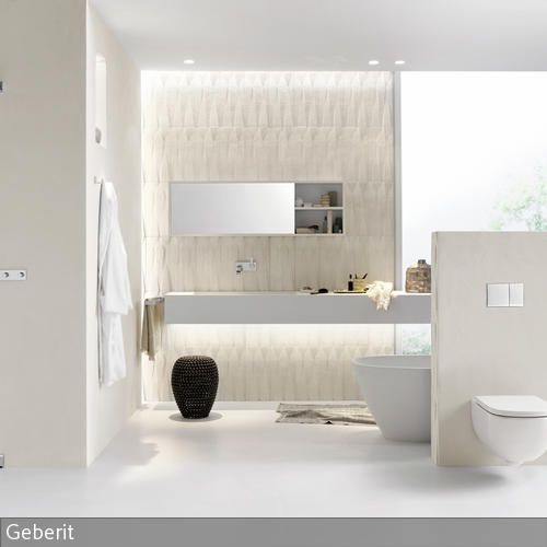 Natürliches Badezimmer Html