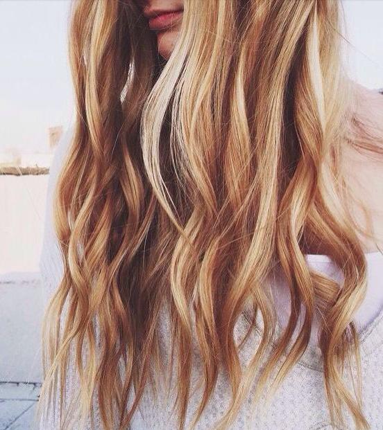 Texture Color Hair Beauty Beach Hair Gorgeous Hair