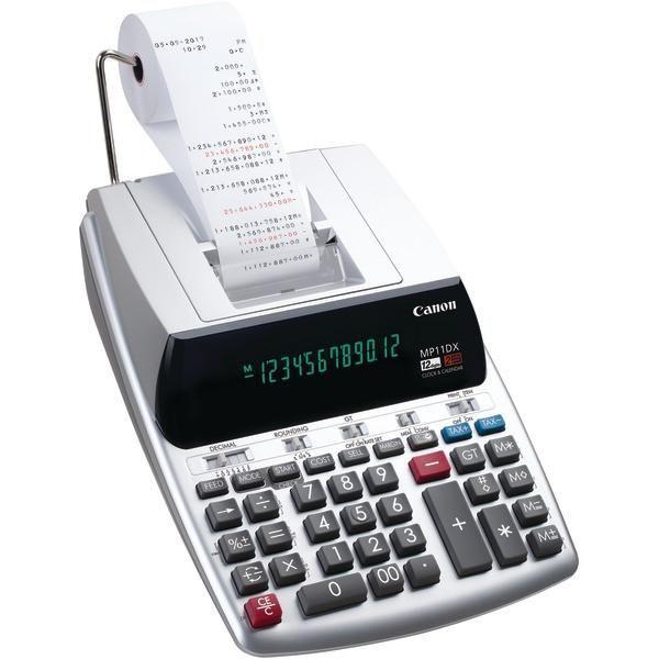 CANON 2198C001 MP11DX2 Printing Calculator Calculator