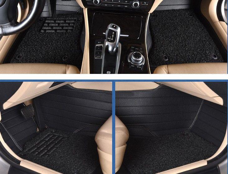 Automobile Floor Mats Rugs For Honda Fit Odyssey Cr V