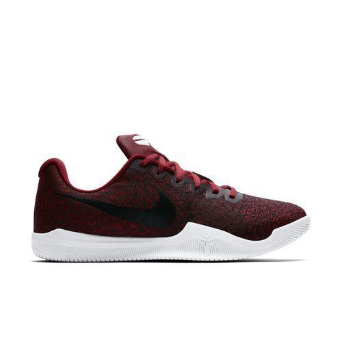 Nike Men's Kobe Mamba Instinct Basketball Shoes (Team Red/Black/University  Red/