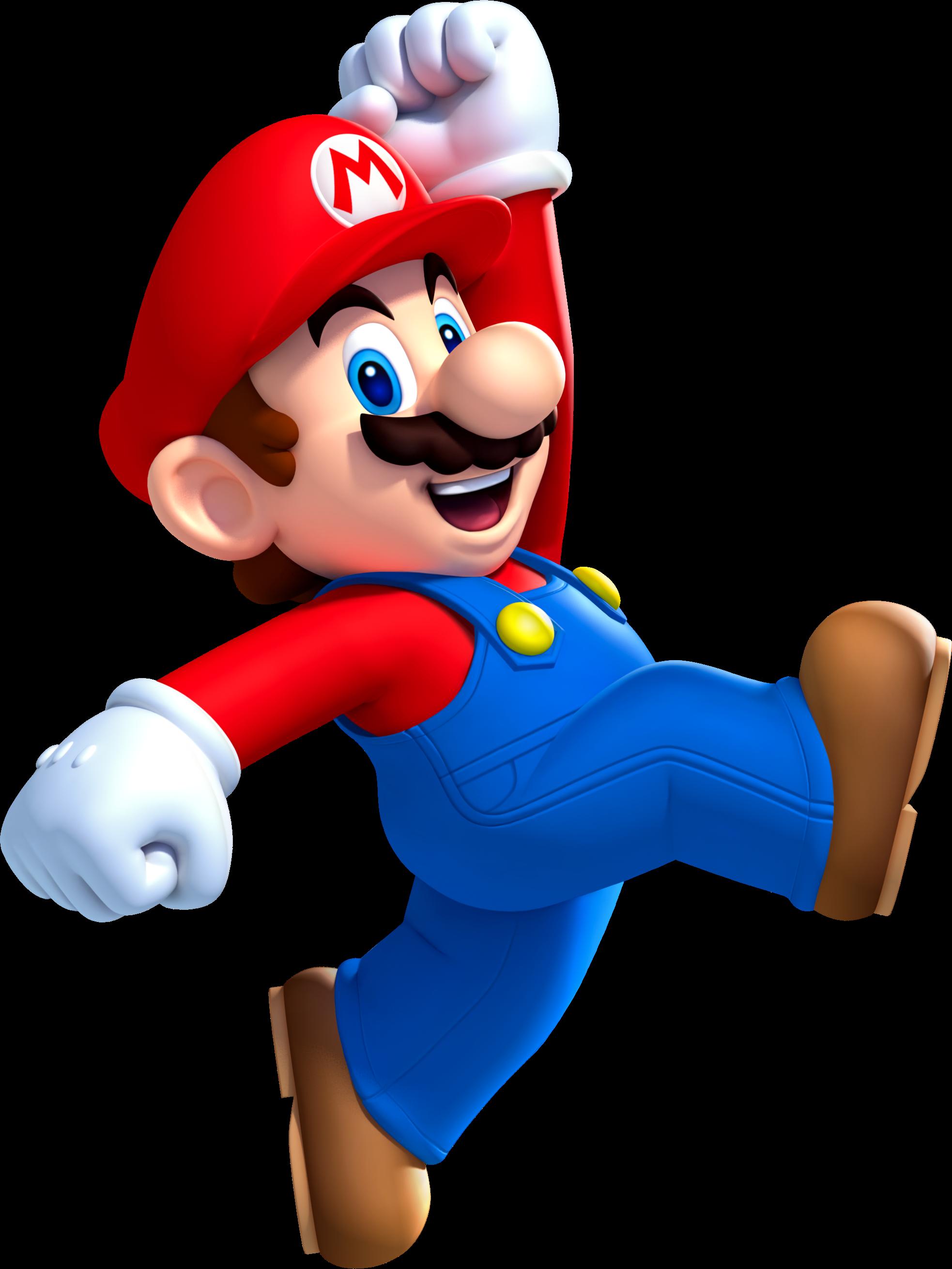 Mario New Super Mario Bros U Png 1 966 2 622 Pixels Super Mario Run Mario Bros Super Mario